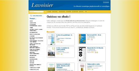 La plateforme elavoisier.fr